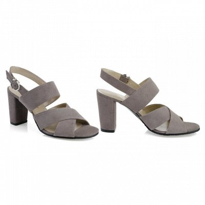 Sateg-8. Обувь из натуральной кожи 33-43 размера — Женские босоножки, сандалии