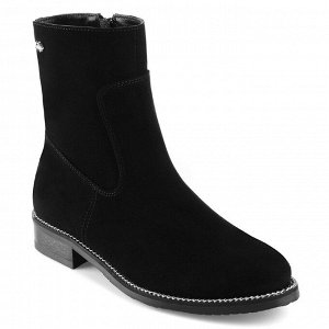 Замшевые ботинки. Модель 3208 б замша (демисезон)