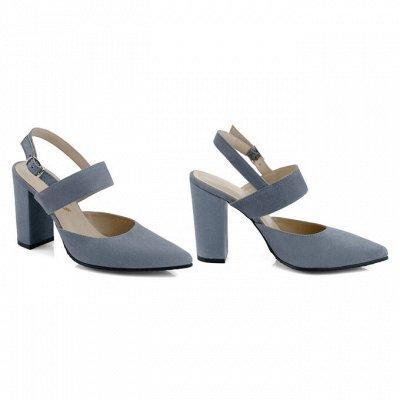 Sateg-6. Обувь из натуральной кожи 33-43 размера! — Женские туфли на каблуке — Для женщин