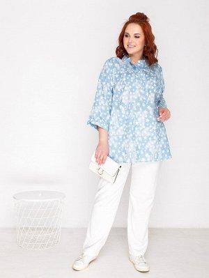 Блуза 140б-30 джинс