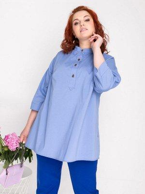 Блуза 140б-34 цвет джинс