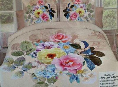 🌃Сладкий сон! Постельное белье,Подушки, Одеяла 💫 — АКЦИЯ на БАМБУК!!   ГАРАНТИЯ расцветки!! — Постельное белье