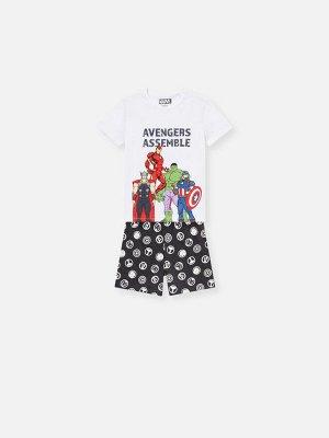 Пижамный комплект Avengers