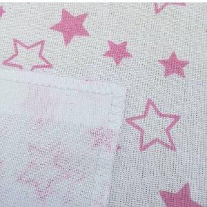 Розовый звездопад
