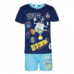 Комплект футболка и шорты для мальчиков арт. ММ 005-2