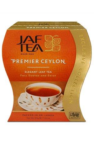 Чай JAF Premier Ceylon черный, 100г