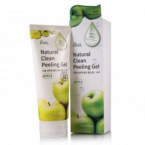Пилинг для лица с экстрактом яблока Ekel Peeling Gel Apple