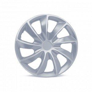 Колпаки на колёса AUTOPROFI WC-2005 SILVER (16)