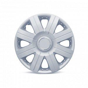 Колпаки на колёса AUTOPROFI WC-2020 SILVER (16)