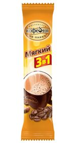 Напиток кофейный МКП 3в1 Мягкий, 16г