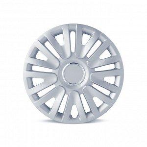 Колпаки на колёса AUTOPROFI WC-1105 SILVER (16)