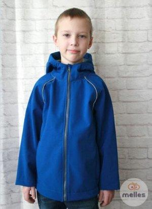 Куртка Softshell синяя