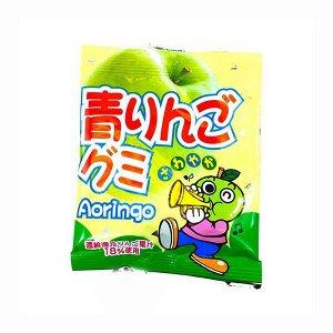 Мармелад жевательный зеленое яблоко 25 гр
