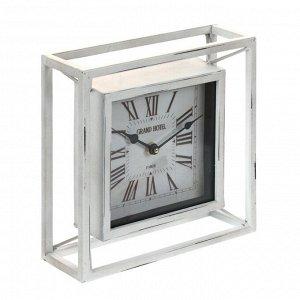 Часы настольные 724772 декоративные L24 W8 H24 см