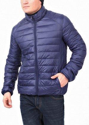 Куртка Цвет: т.синий.
