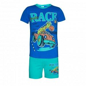 Комплект футболка и шорты для мальчиков арт. ММ 005