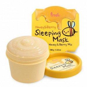 Маска для лица  PRRETI Honey & Berry Sleeping Mask