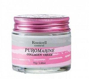 Омолаживающий крем для лица с морским коллагеном Puromarine Collagen Cream