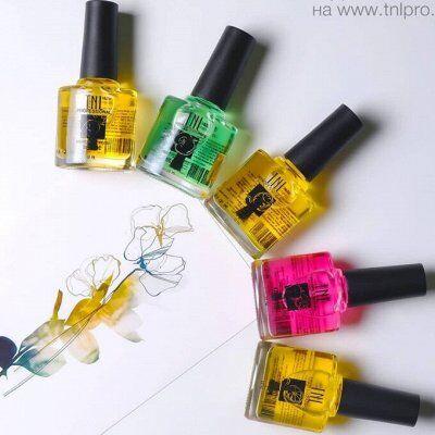 TNL Professional ухоженные ручки и яркий взгляд🌸 АКЦИЯ — Масла и средства для удаления кутикулы