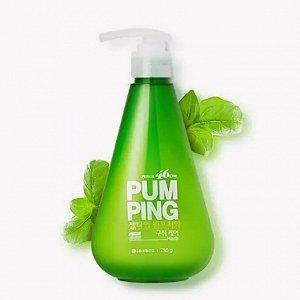Зубная паста освежающая PERIOE Pumping Toothpaste