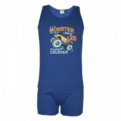 Детская одежда Baby Style — низкие цены! Поступление от 28.07 — Белье и пижамы для мальчиков