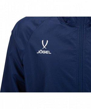 Куртка ветрозащитная J?gel CAMP Rain Jacket, темно-синий