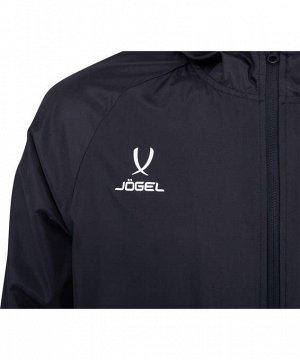Куртка ветрозащитная J?gel CAMP Rain Jacket, черный