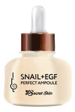 Сыворотка с муцином улитки и EGF Snail+EGF Perfect Ampoule