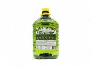 Масло оливковое рафинированное Санса 5 л ПЭТ Virginolio