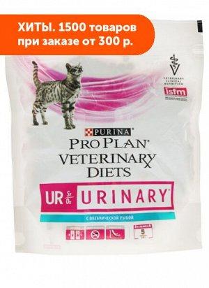 Purina Urinary UR диета сухой корм для кошек при мочекаменной болезни Океаническая рыба 350гр
