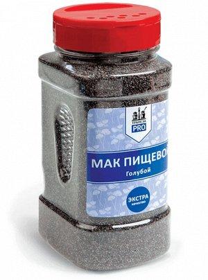 Мак Мак пищевой голубой  Для профессионалов кухни «Трапеза PRO» представляет серию пряностей, приправ и кулинарных добавок в кейтеринговой упаковке по 0,5 литра. Прозрачная банка позволяет видеть каче