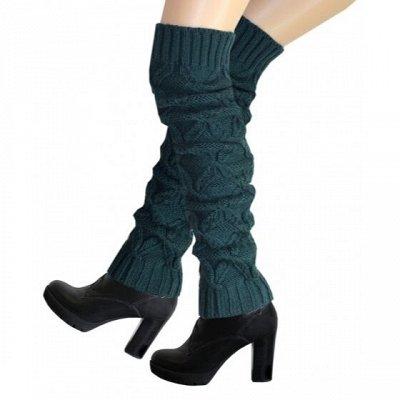Перчатки, варежки.Теплые колготки, лосины. Приятные цены!    — Гетры вязаные — Гетры, гольфы