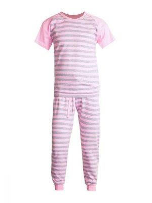 Пижама для девочек арт 11040-7