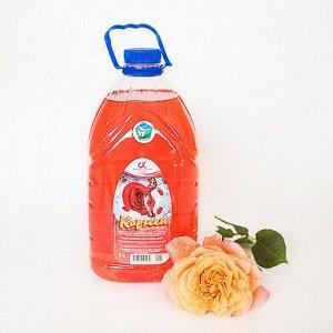 Жидкое крем-мыло Кармен 5л