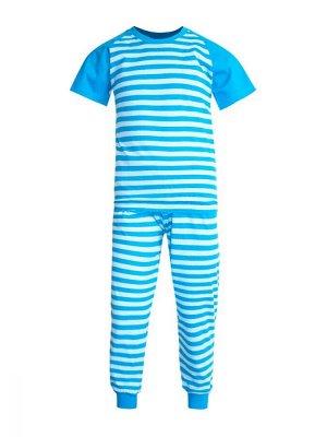 Пижама для мальчиков арт 11041-6