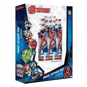 Комплект постельного белья  Мстители - Железный человек 1,5 сп.