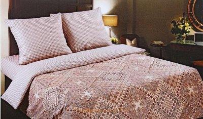 ECOLAN — домашний текстиль, яркие принты! Наматрасники — Постельное белье (поплин) - 1.5сп — Полутороспальные комплекты