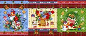 Набор вафельных полотенец Новогодние чудеса (3шт)