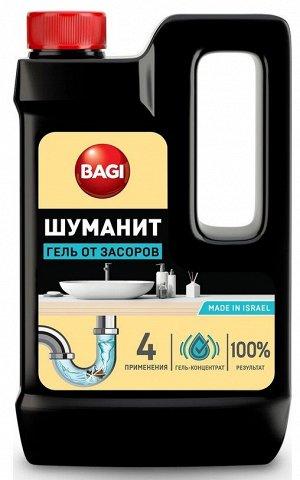 Bagi ШУМАНИТ ГЕЛЬ ОТ ЗАСОРОВ, 450 мл