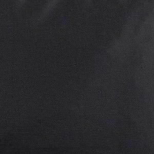 Сумка дорожная, отдел на молнии, с увеличением, 4 наружных кармана, цвет чёрный
