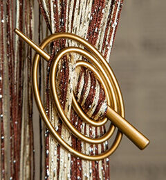 Создай неповторимый образ! Яркие браслеты — Заколки для штор и кисеи — Аксессуары для штор