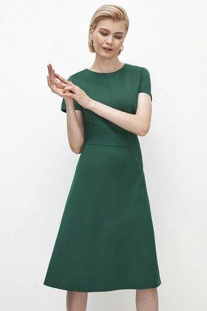 Платье жен. Ampre темно-зеленый
