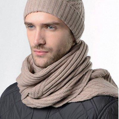 Твоя  новая шапка 👒 — Шарфы, кашне мужские — Шарфы и платки