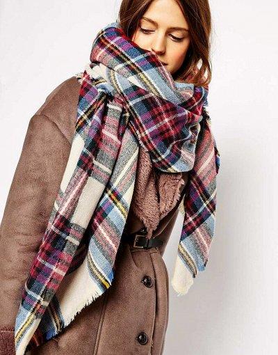 Твоя  новая шапка 👒 — Теплые платки — Платки