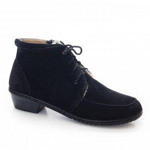 Ботинки Страна производитель: Китай Размер женской обуви x: 36 Полнота обуви: Тип «F» или «Fx» Сезон: Зима Материал верха: Замша Материал подкладки: Натуральный мех Каблук/Подошва: Каблук Высота каблу