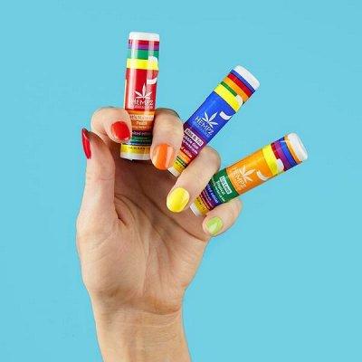 Tete, Hempz, HL, dr.Grandel - косметика с быстрой раздачей — Бальзамы для губ — Уход для век и губ