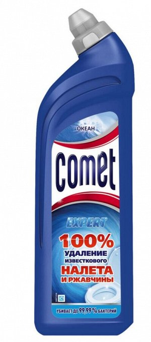 COMET Средство чистящее для туалета Океан 700мл