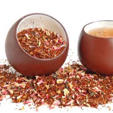 Огромный выбор чая и кофе на любой вкус —  Ароматизированный чай на основе Ройбуша — Чай
