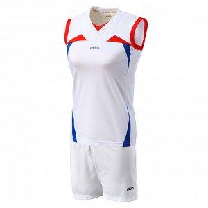 Форма волейбольная женская, белый
