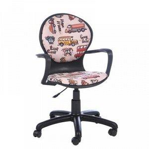 """Кресло """"Машинки"""", с подлокотниками"""